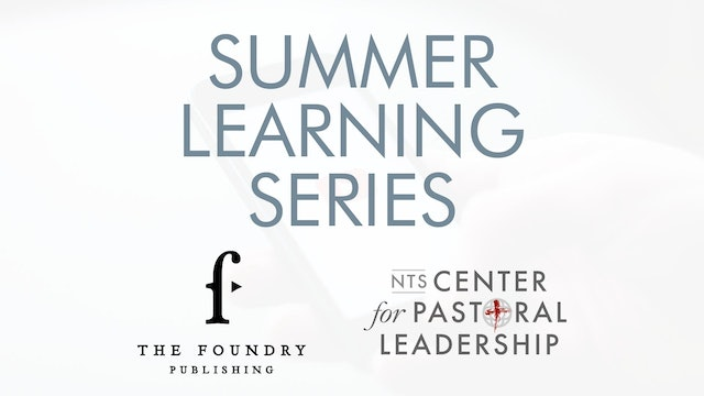 The Summer Learning Series