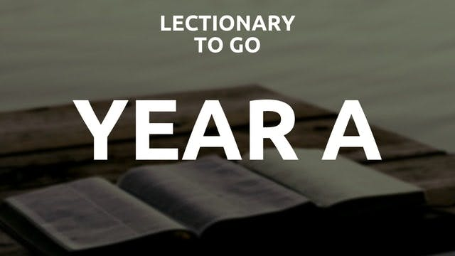 Dr. Roger Hahn: Matthew 24:36-44