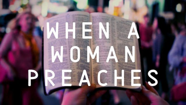 Rev. Tara Beth Leach: When a Woman Pr...