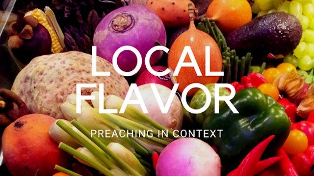 2015 Hugh C. Benner Preachers Conference