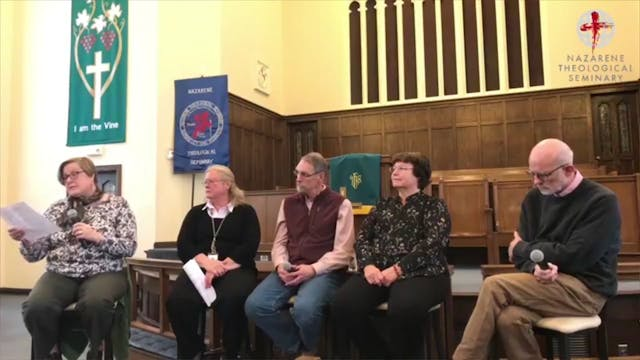 Panel Discussion: Souljourners