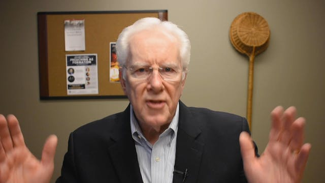 Dr. Jesse Middendorf: Pastoral Planning