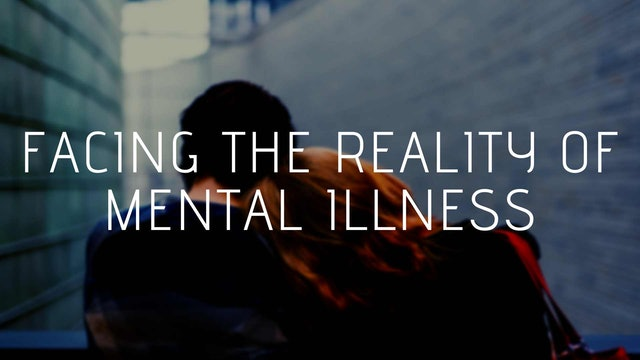 Dr. Jesse Middendorf: Facing the Reality of Mental Illness