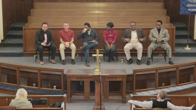 Panel Discussion: Risking Reconciliation the Church's Prophetic Role