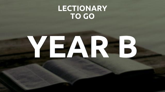 Dr. Roger Hahn: Mark 1:9-15