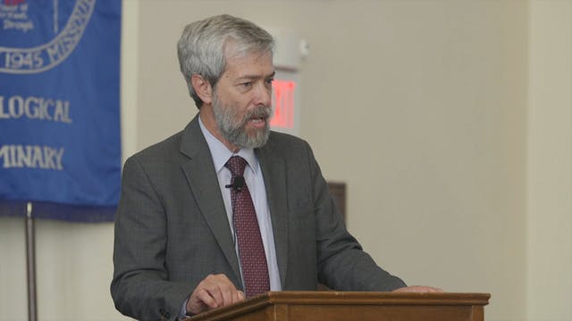 Gordon Smith: Preparing Leaders for E...