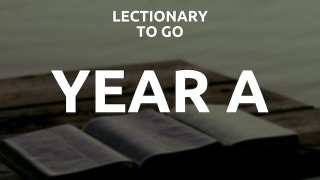 Dr. Roger Hahn: John 11:1-45