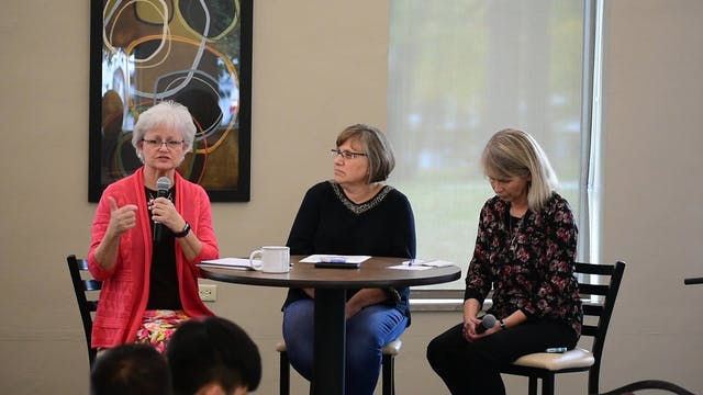 Panel Discussion: Grief Workshop
