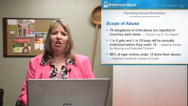 Kathleen Turpin: Preventing Sexual Abuse