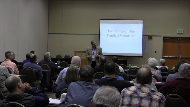 Dr. Andy Johnson: The Parable of the Prodigal Samaritan.