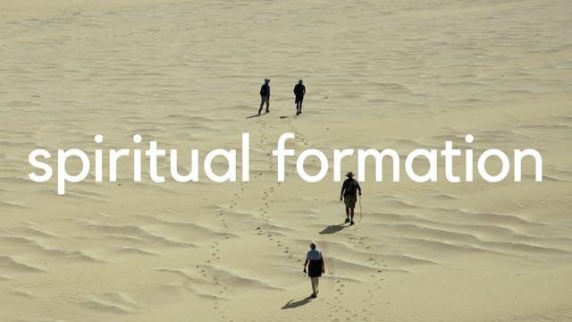 Spiritual Formation