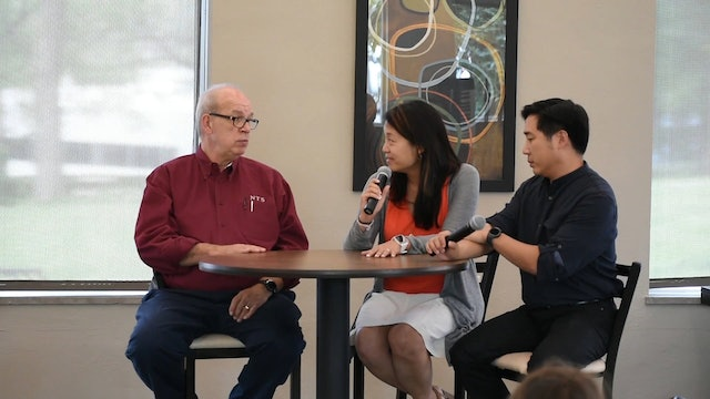 Rev. Albert and Rev. Christine Hung: Their Journey and Ministry