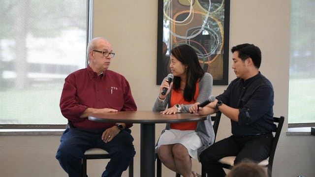 Rev. Albert and Rev. Christine Hung: ...