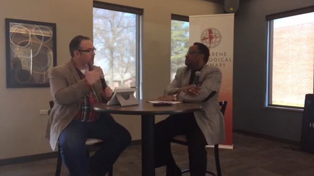 Rev. Charles Tillman: Ministry and Race