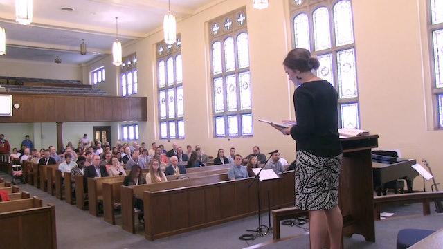 Rev. Tara Beth Leach: This Changes Everything