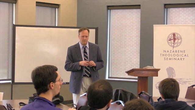 Dr. Scott Daniels: Sacramental Theolo...