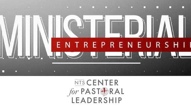 Dean Blevins: Ministerial Entrepreneurship