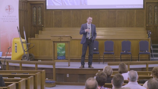 Dr. Brent Peterson: What Must I do to Be Born Again?