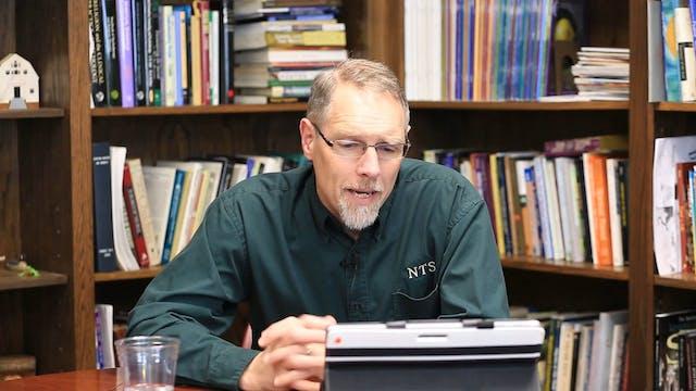 Dr. Doug Hardy: Spiritual Formation