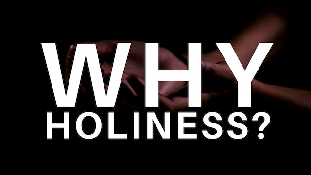 Dr. Carla Sunberg: Why Holiness?