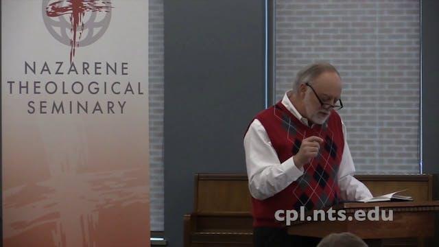 Dr. Dan Boone: Human Sexuality