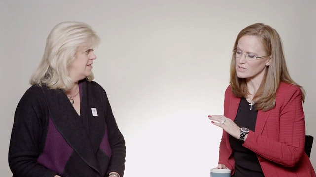 Dr. Carla Sunberg and Christine Jones: A Place At the Table, Women in Leadership