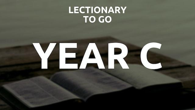 Dr. Roger Hahn: Luke 19:28-40, Luke 22:14--23:56