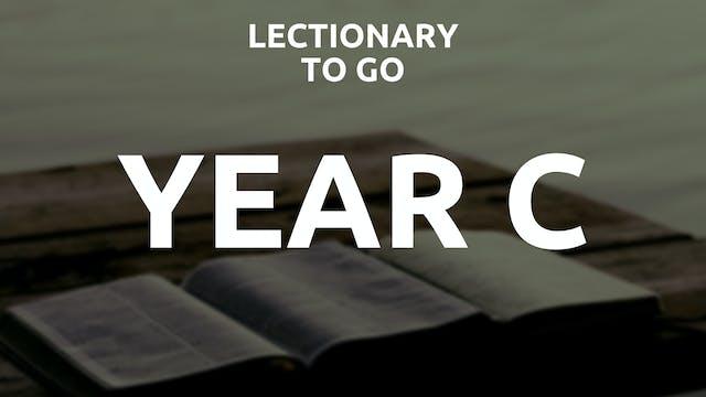 Dr. Roger Hahn: Luke 3:15-17, 21-22