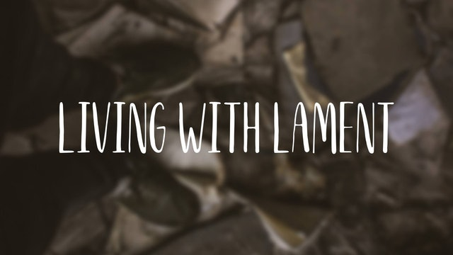 Jeren Rowell and Jenny Matheny: Living With Lament