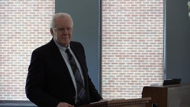 "Dr. Jesse Middendorf: Chapel ""I Am Th..."