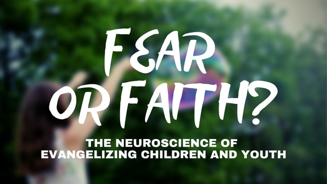 Dr. Dean Blevins: Fear or Faith?