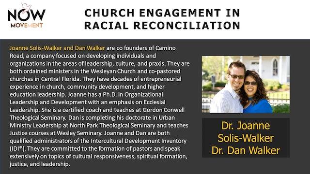 Joanne Solis-Walker & Dan Walker: Church Engagement in Racial Reconciliation