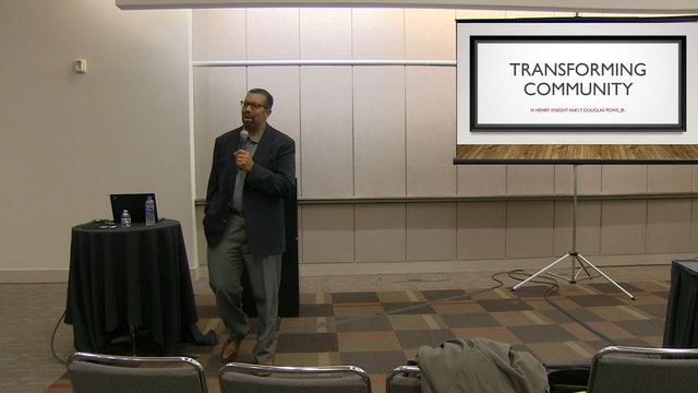 Doug Powe: Transforming Community