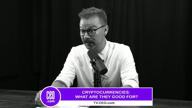 Cryptocurrencies: What are they good for?