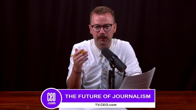 The Future of Journalism