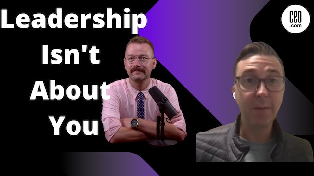 Leadership Isn't About You, An Interview With Simplus CEO Ryan Westwood