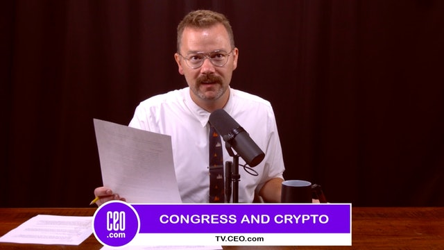 Congress Goes Crypto