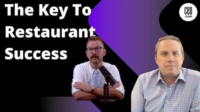 The Secret To Building A Successful Business In The Food Industry