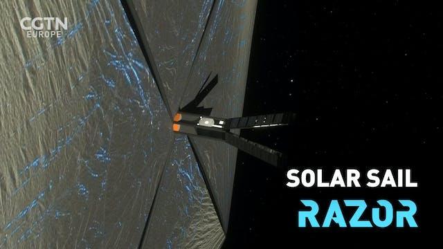 #RAZOR - Solar Sail