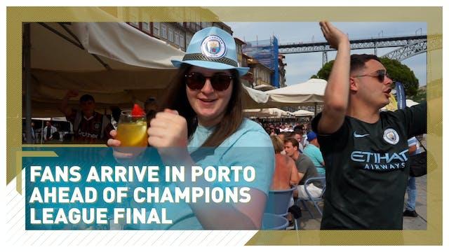 Porto eases COVID-19 rules ahead of C...