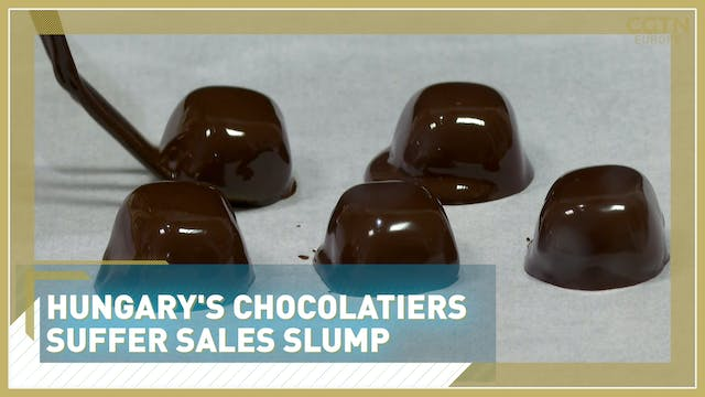 Hungary's chocolatiers suffer sales s...