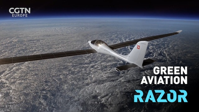 #RAZOR: Flying to the edge of space using only solar power
