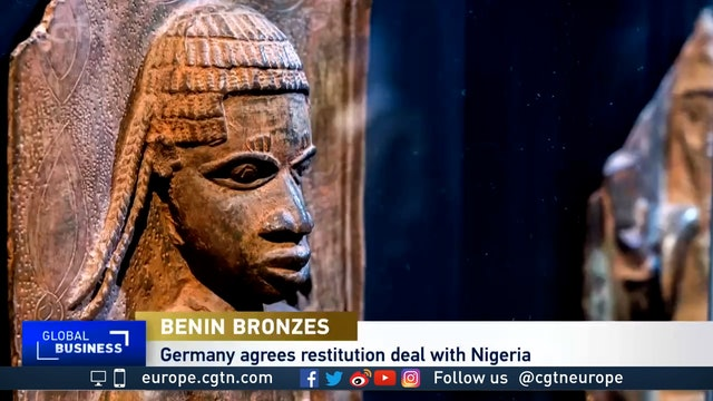 Germany prepares to return looted African artefacts to Nigeria