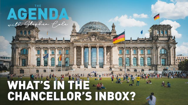 What's in the chancellor's inbox? - T...