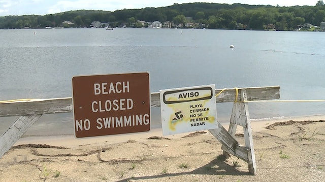 Harmful Algal Blooms shut down New Jersey's biggest lake