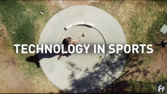 Technology in Sports with Phil Cheetham