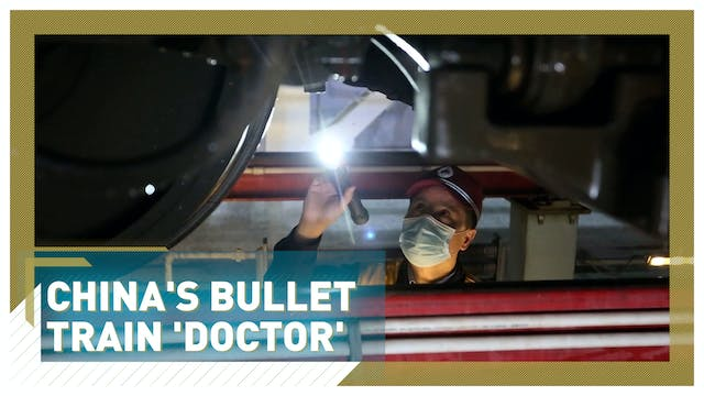 China's bullet train 'doctor' - #CPC