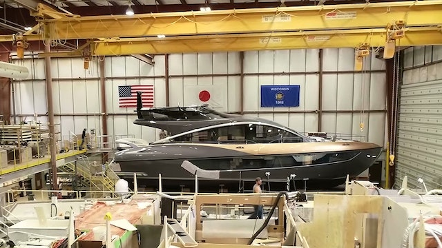 Boat manufacturer hammered by rising tariffs