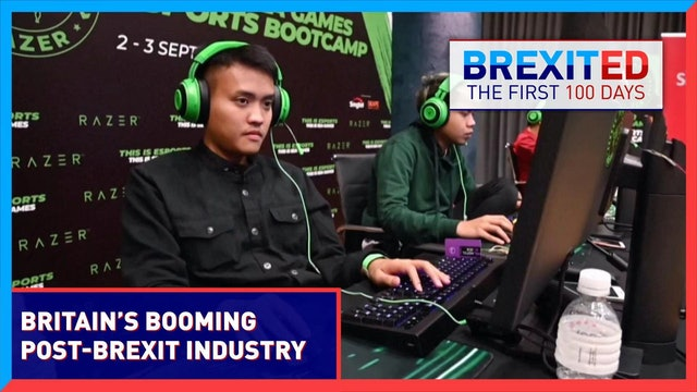 Britain's Booming Post-Brexit Gaming Industry - #BREXITED