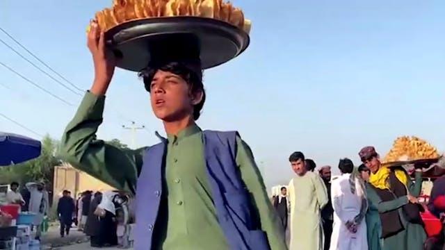 Afghans face economic ruin